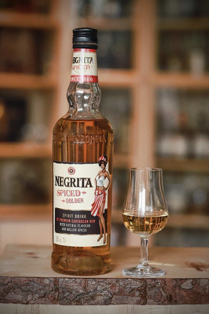 Negrita Spiced Golden Review