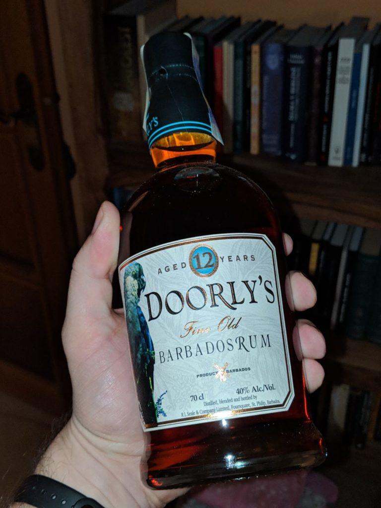Doorly's 12 – low-carb rum full of surprises