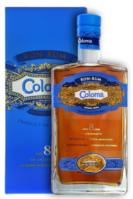 Coloma 8YO review